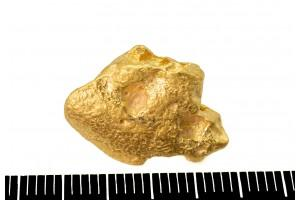 Goldnugget 8,6 gram West-Australia